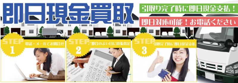 東京都で電話一本で家電や電化製品を即日現金買取致します。