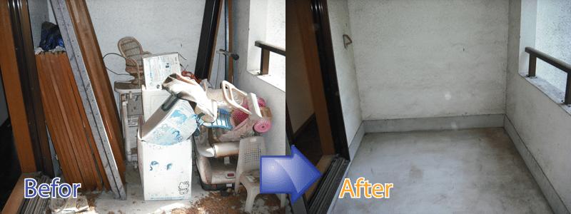 残置物の処分から不用品回収・遺品整理まで東京リサイクルジャパンにお任せください