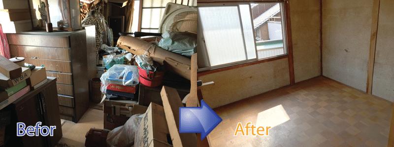 家財道具の処分から遺品整理まで東京都全域で承ります